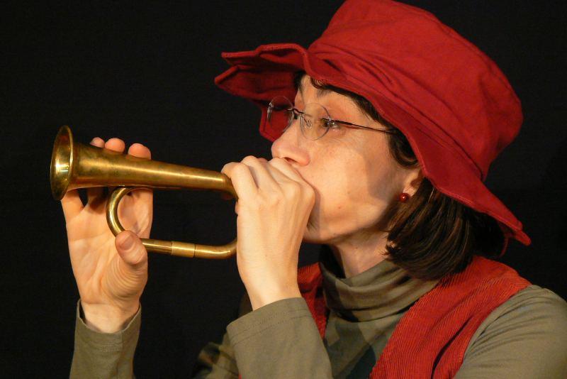 La corneta que sona com una trompa!