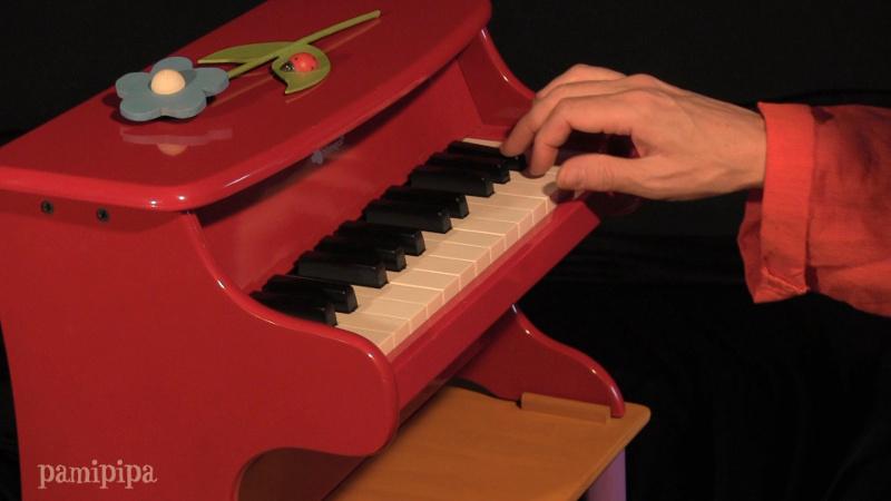 Piano de joguina