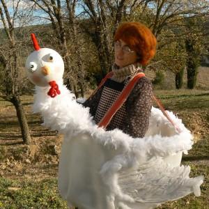 La gallina ponicana