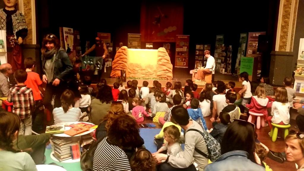 33e Saló del Llibre Infantil i Juvenil de Catalunya