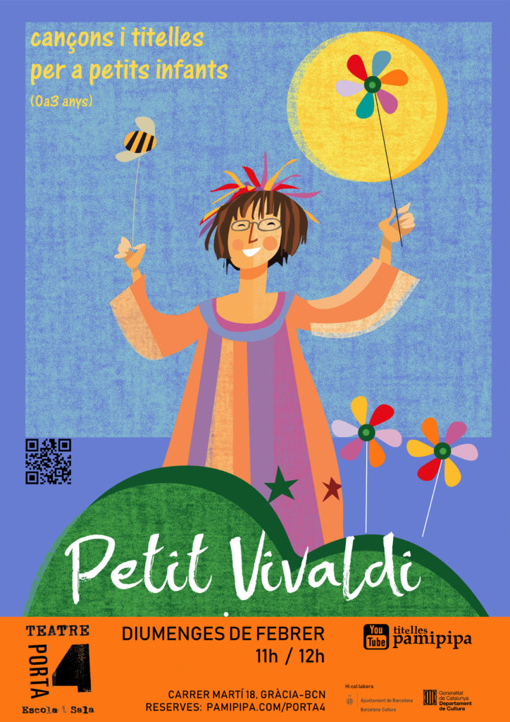 Petit Vivaldi a Porta4