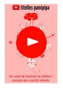canal youtube de titelles pamipipa